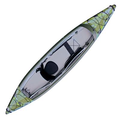 Pack Kayak Full HP Pêche Fishing + Accessoires - Vert (3)