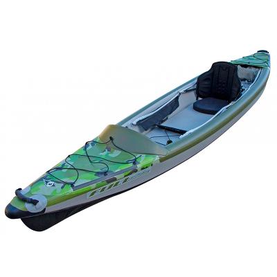 Pack Kayak Full HP Pêche Fishing + Accessoires - Vert (4)