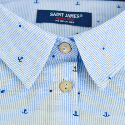 Chemise SAINT JAMES Ariane (4)