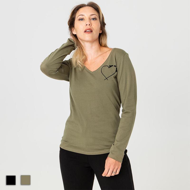 T-shirt Tbs Filamver
