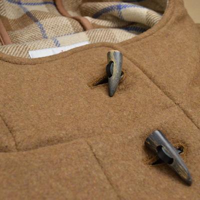 Duffle-coat court Mat de Misaine Fereo (4)