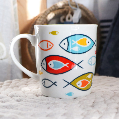 "Mug large collection ""Ondine"" (3)"