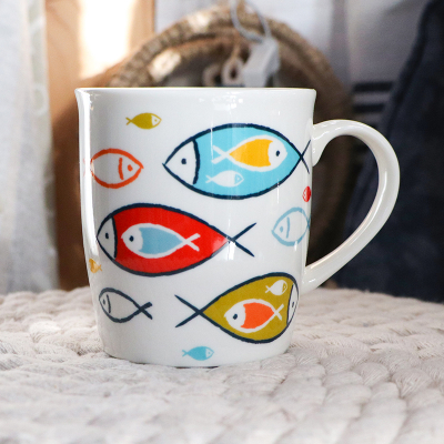 "Mug large collection ""Ondine"" (4)"