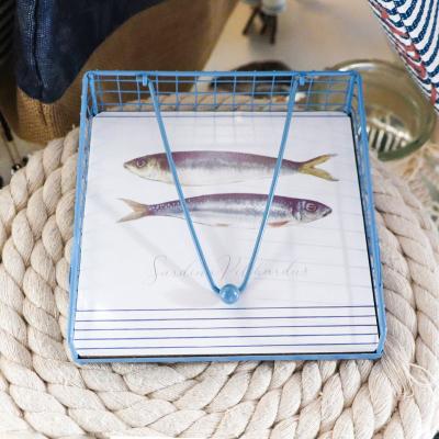 """Porte serviettes """"Sardines"""""""