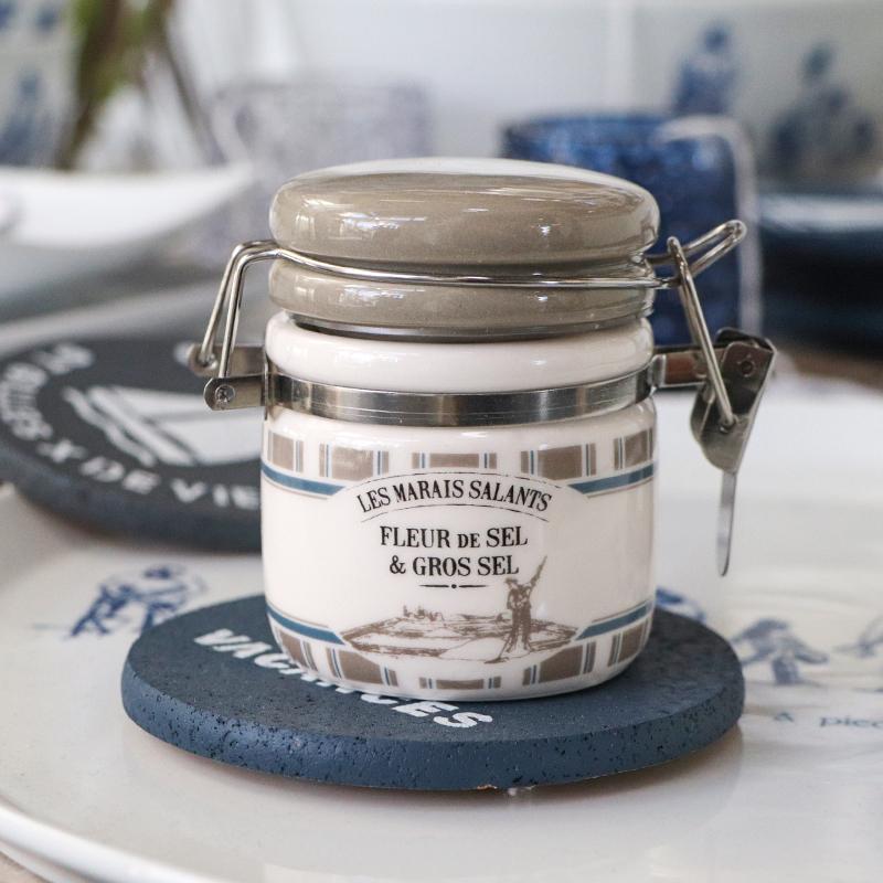 """Pot à sel hermétique pm collection """"Paludier"""""""