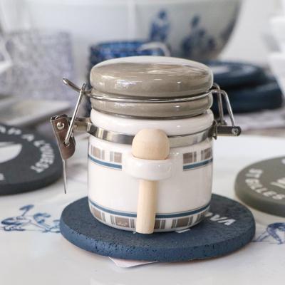 """Pot à sel hermétique pm collection """"Paludier"""" (4)"""