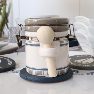 """Pot à sel hermétique gm collection """"Paludier"""" (4)"""