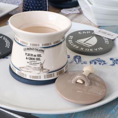 """Pot à sel collection """" Paludier"""" (3)"""