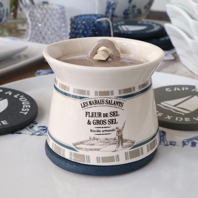 """Pot à sel collection """" Paludier"""" (4)"""