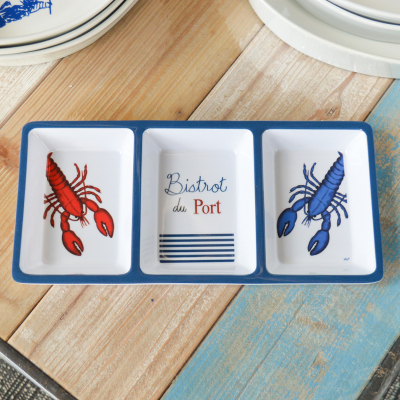 "Vide poche collection ""Homard"""