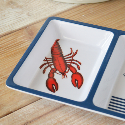 "Vide poche collection ""Homard"" (3)"