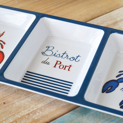 "Vide poche collection ""Homard"" (4)"
