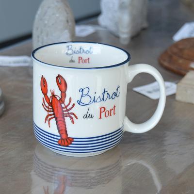 """Mug timbale collection """"Homard"""" (2)"""