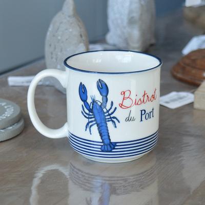 """Mug timbale collection """"Homard"""" (3)"""