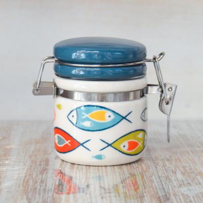 Pot à sel hermétique...
