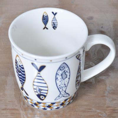 "Mug large collection ""Nautilus"" (4)"
