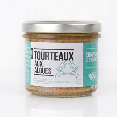 Terrine De Tourteaux Aux...