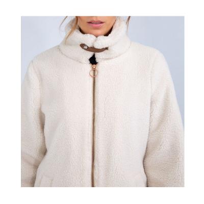 Veste moutonnée Bermudes Macrette (3)
