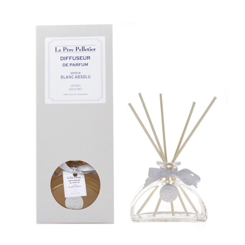Diffuseur de parfum encrier - Blanc Absolu