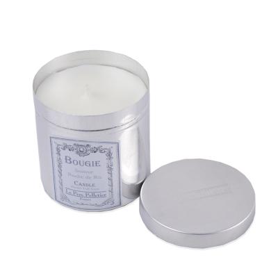 Bougie parfumée dans boite alu vintage - Poudre de Riz (3)