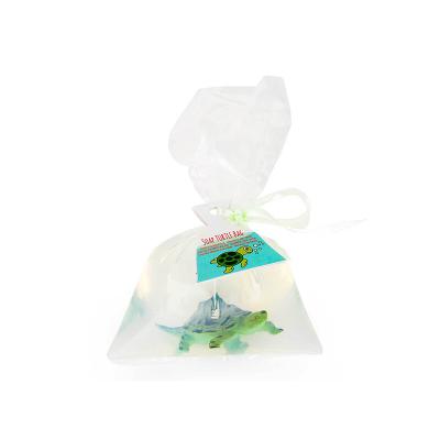 Savon enfant tortue verte