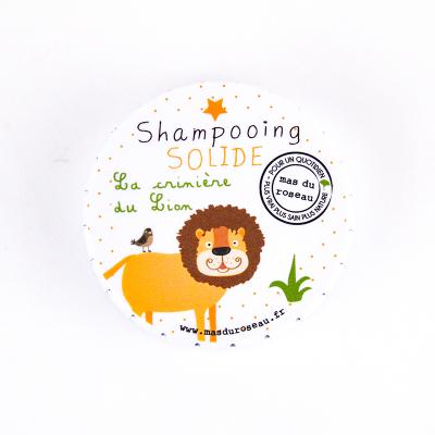 Shampoing Solide Enfant à l'Huile de Coco (3)