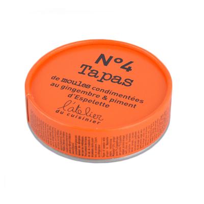 Tapas n°4 Moules condimentées au gigembre & piment d'Espelette (3)