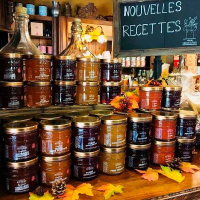 Confiture - Mûre Framboise Cranberry (3)