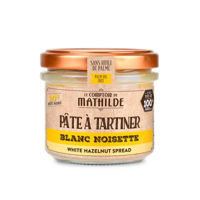 Pâte à Tartiner - Blanc Noisettes 20 % (3)