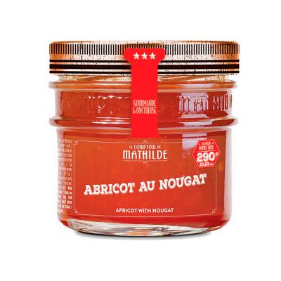 Confiture - Abricot au Nougat