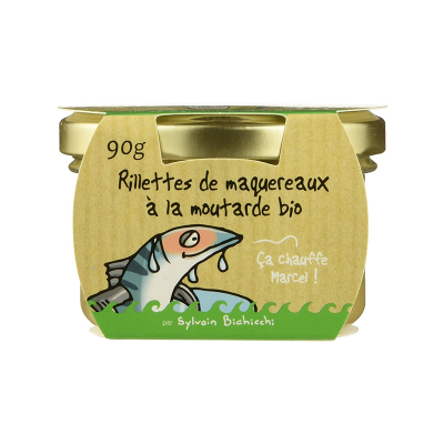 Rillettes de Sardines aux fines  herbes BIO (4)