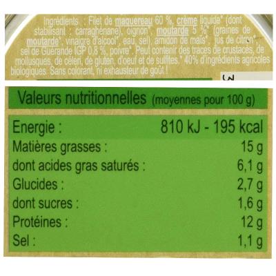 Rillettes de Sardines aux fines  herbes BIO (5)