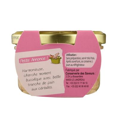 Terrine de Campagne aux Pommes caramélisées (3)
