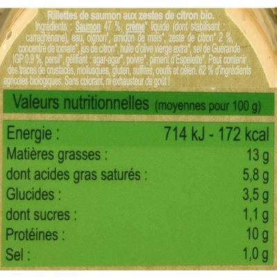 Rillettes de Saumon au zestes de citron BIO (5)