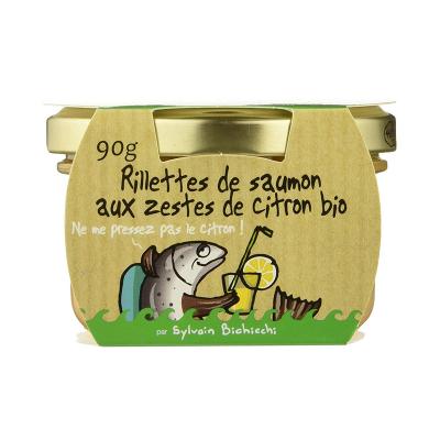 Rillettes de Saumon au zestes de citron BIO (4)
