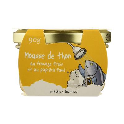 Mousse de Thon au Fromage frais et Paprika (4)