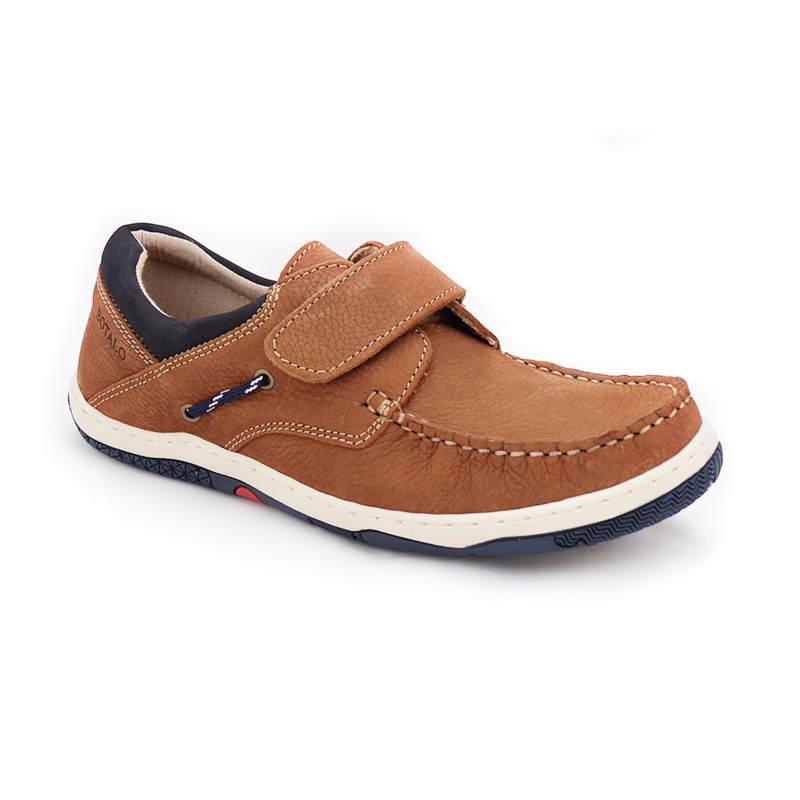 Chaussures Bateau Botalo Team Velcro