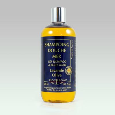 Shampoing Douche mer Olive...