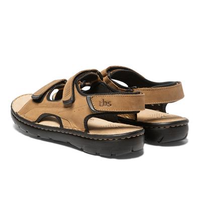 Sandales Cuir Tbs Skohall (6)