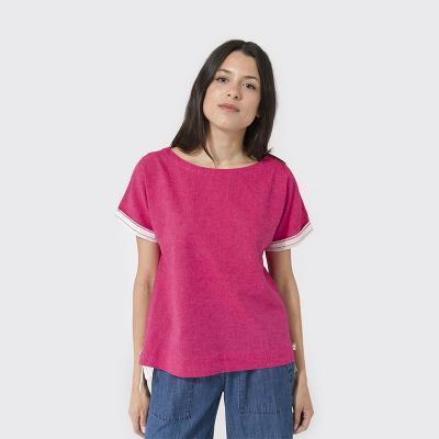 T-shirt ample à noeuds Batela