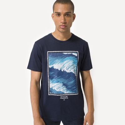 T-shirt waves Batela