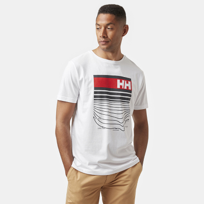 T-shirt Helly Hansen Shoreline