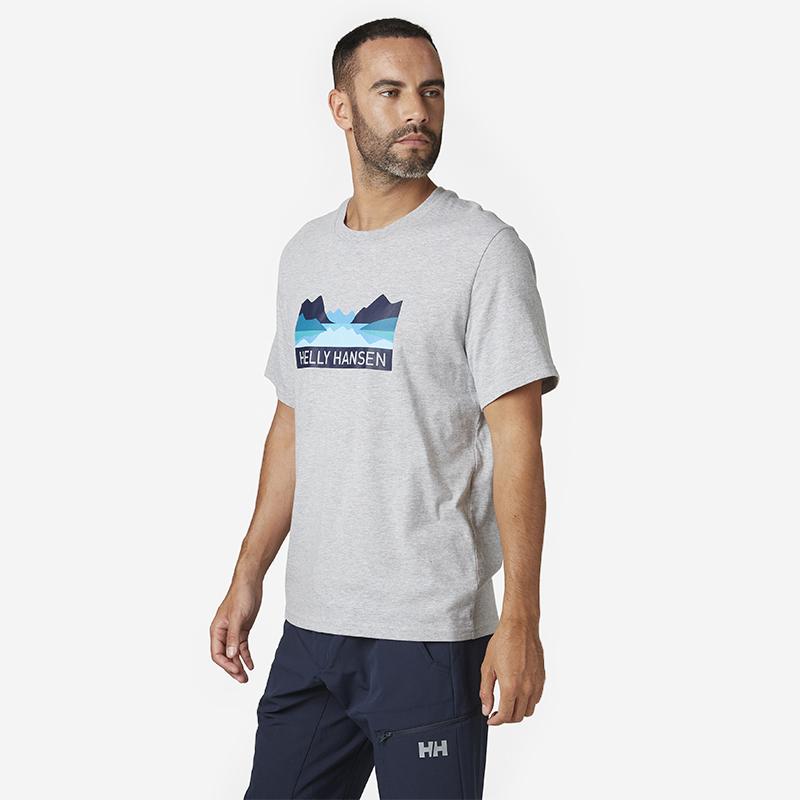 T-shirt Helly Hansen Nord Graphic