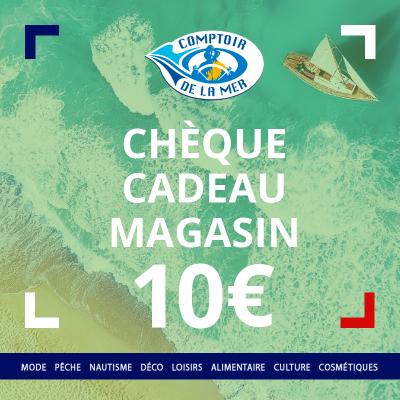 Chèque Cadeau 10 € (2)