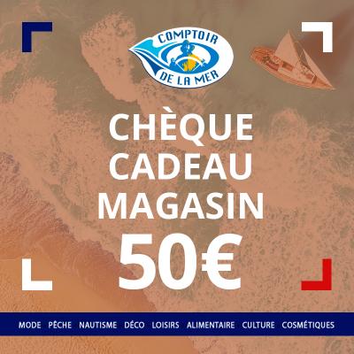 Chèque Cadeau 50 € (2)