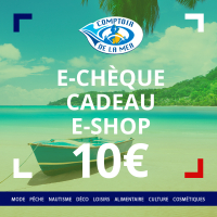 E-Chèque Cadeau 10 €