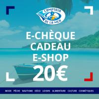 E-Chèque Cadeau 20 €