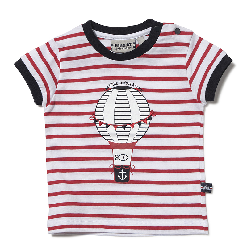 T-shirt marin Hublot Hippoly