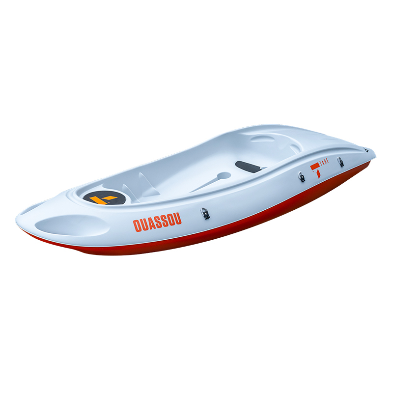 Pack Kayak Tahe Ouassou Blanc
