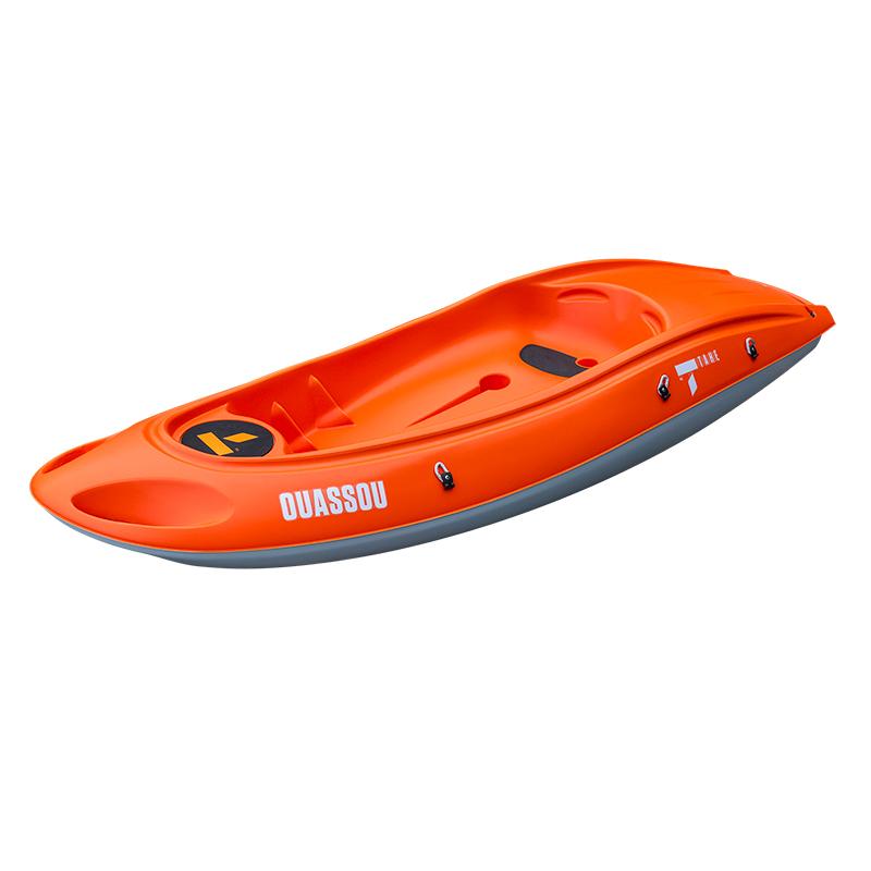 Pack Kayak Tahe Ouassou Orange
